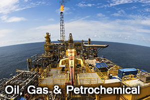 Oil Gas  Petrochemical