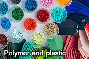 Polymer and plastic